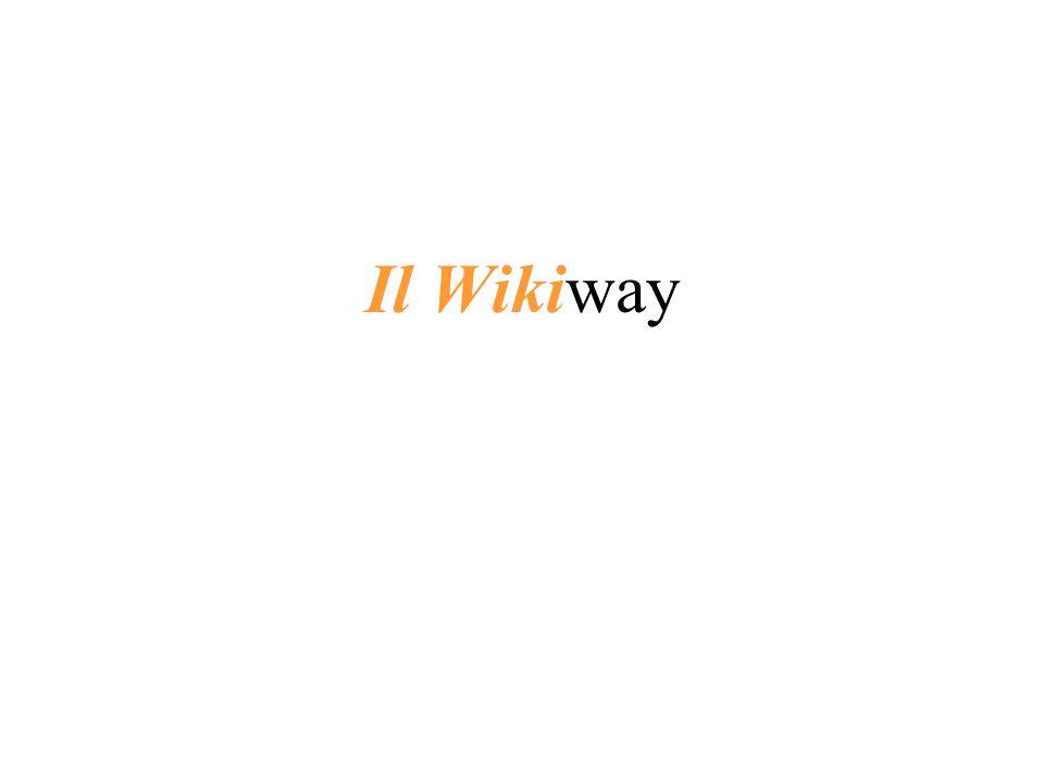 Il Wikiway