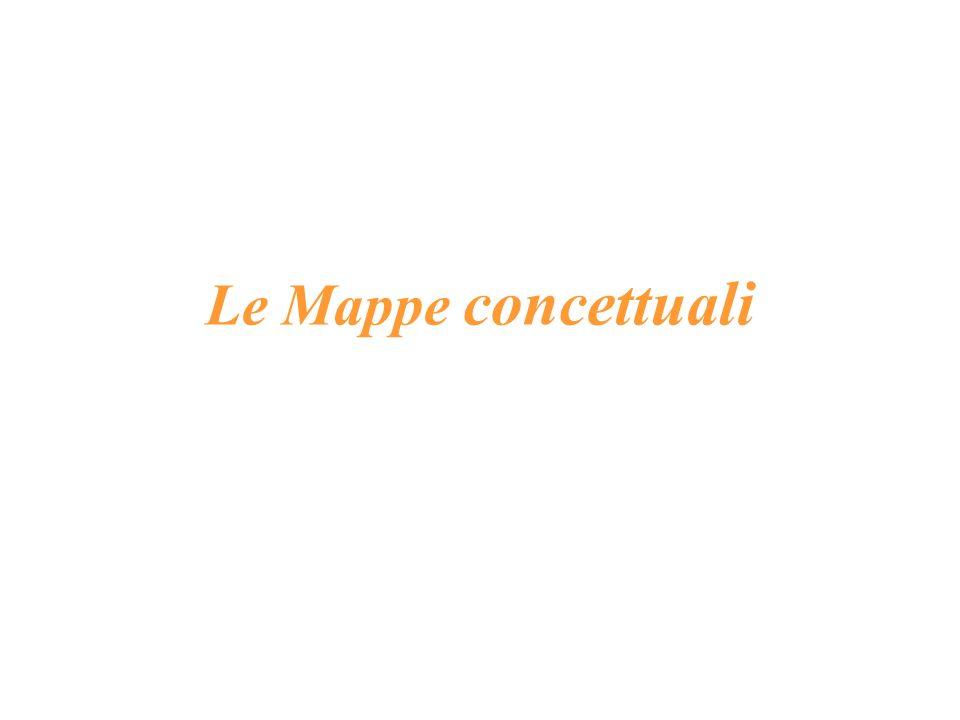 Le Mappe concettuali