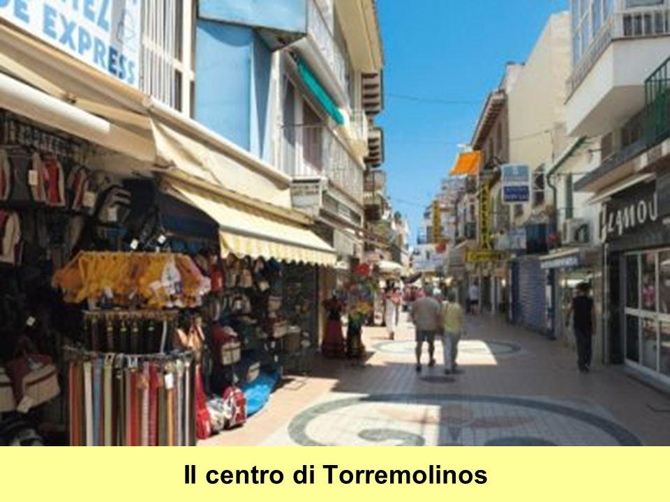 Il centro di Torremolinos