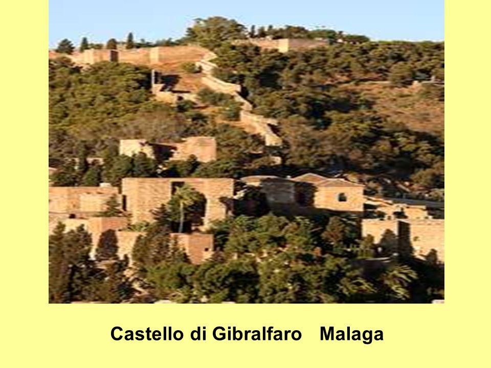 Castello di Gibralfaro Malaga