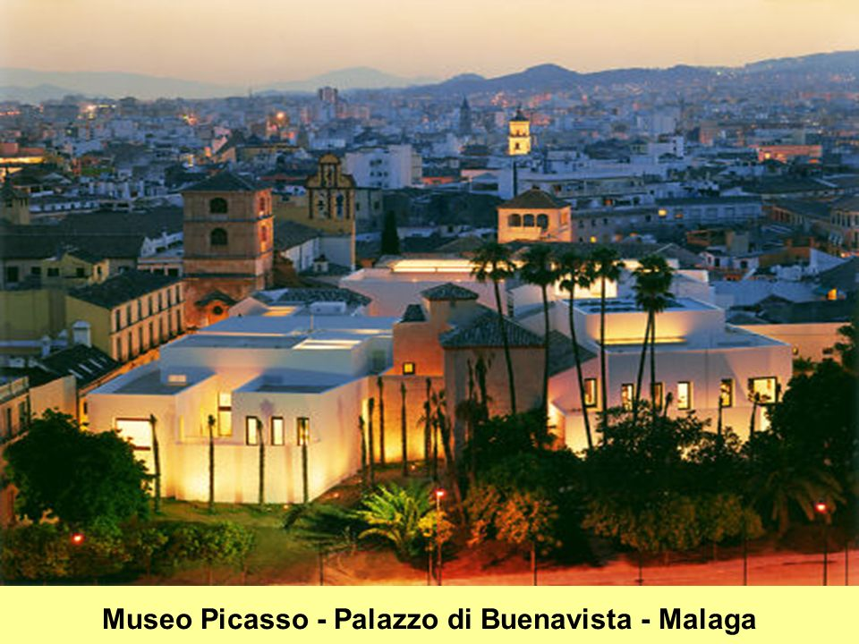 Museo Picasso - Palazzo di Buenavista - Malaga