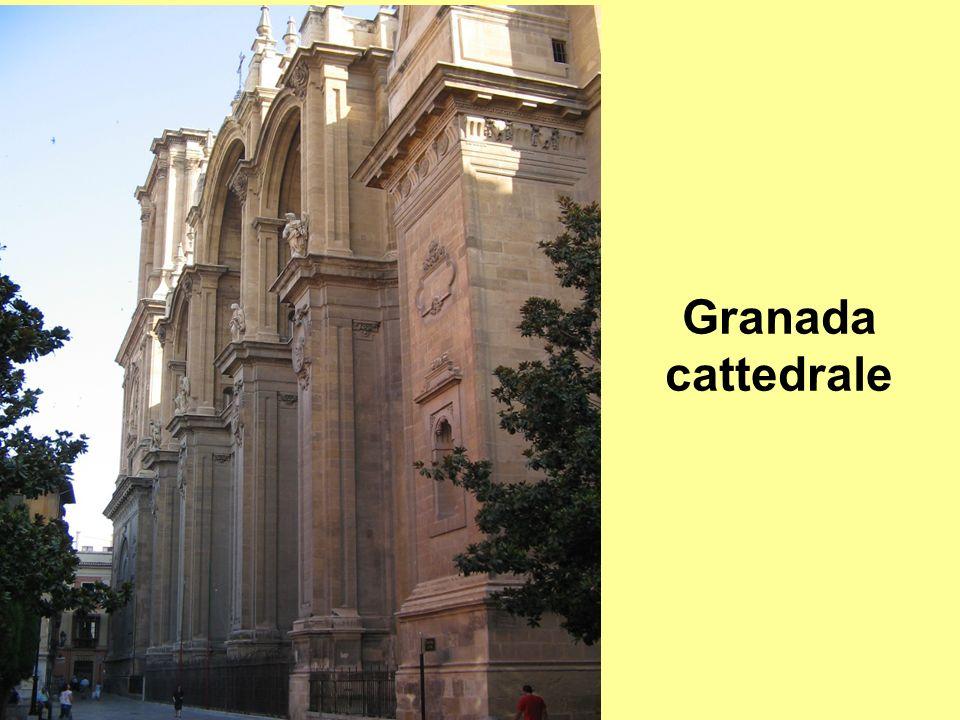 Granada cattedrale