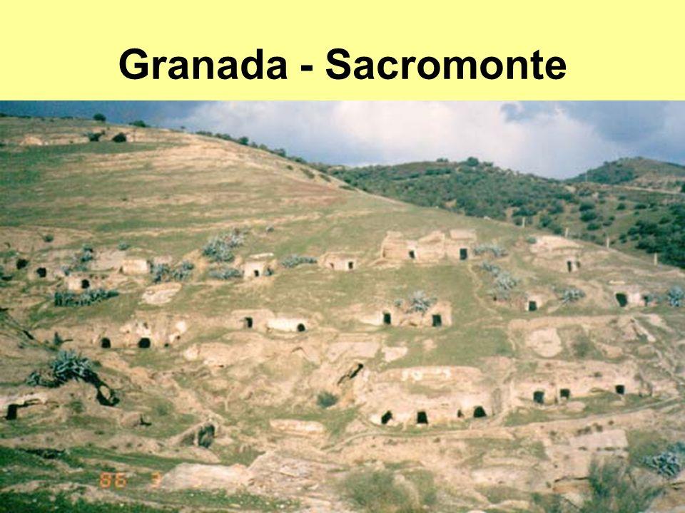 Granada - Sacromonte