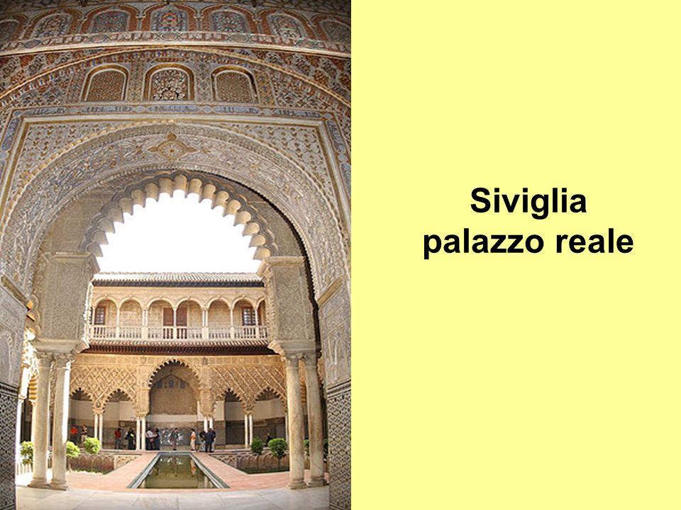 Siviglia palazzo reale
