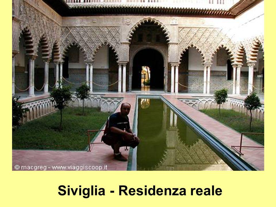 Siviglia - Residenza reale