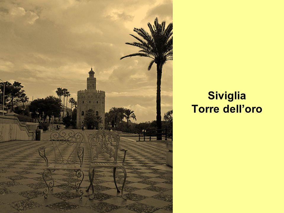 Siviglia Torre dell'oro