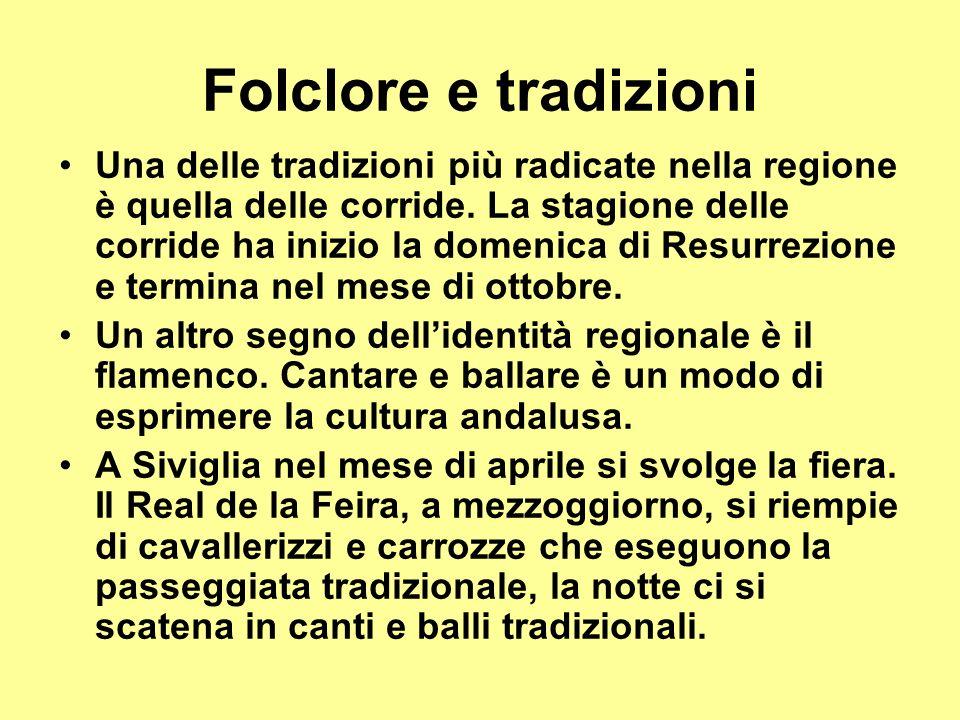 Folclore e tradizioni