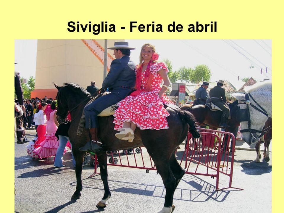 Siviglia - Feria de abril