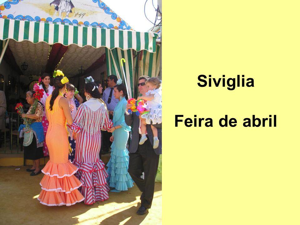 Siviglia Feira de abril