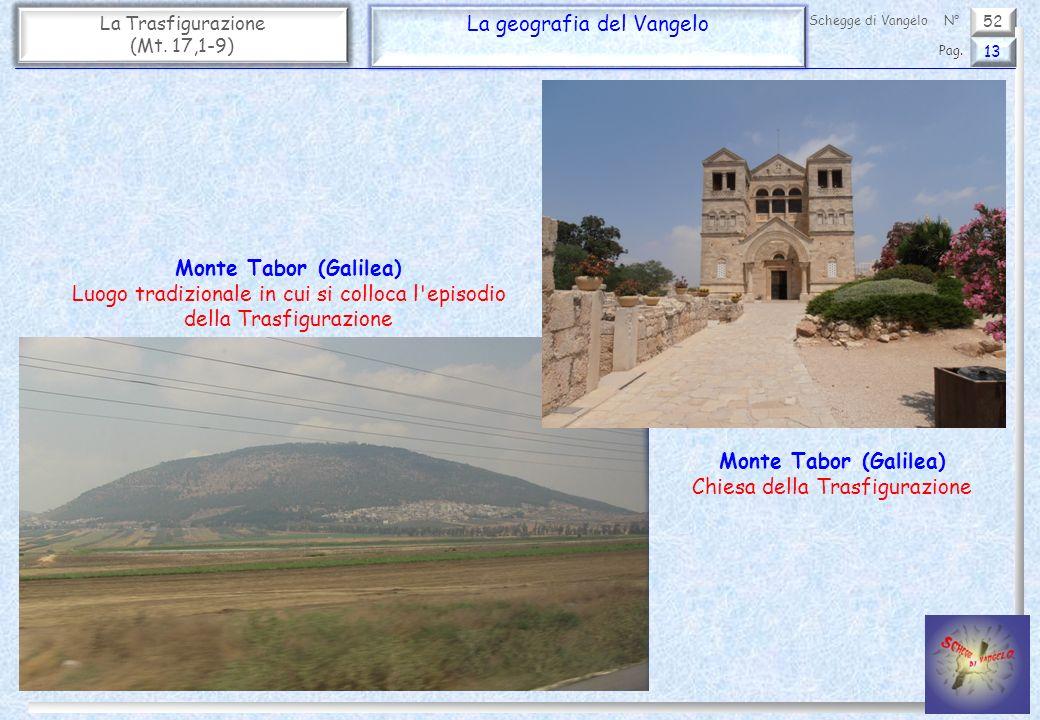 Monte Tabor (Galilea) Monte Tabor (Galilea)