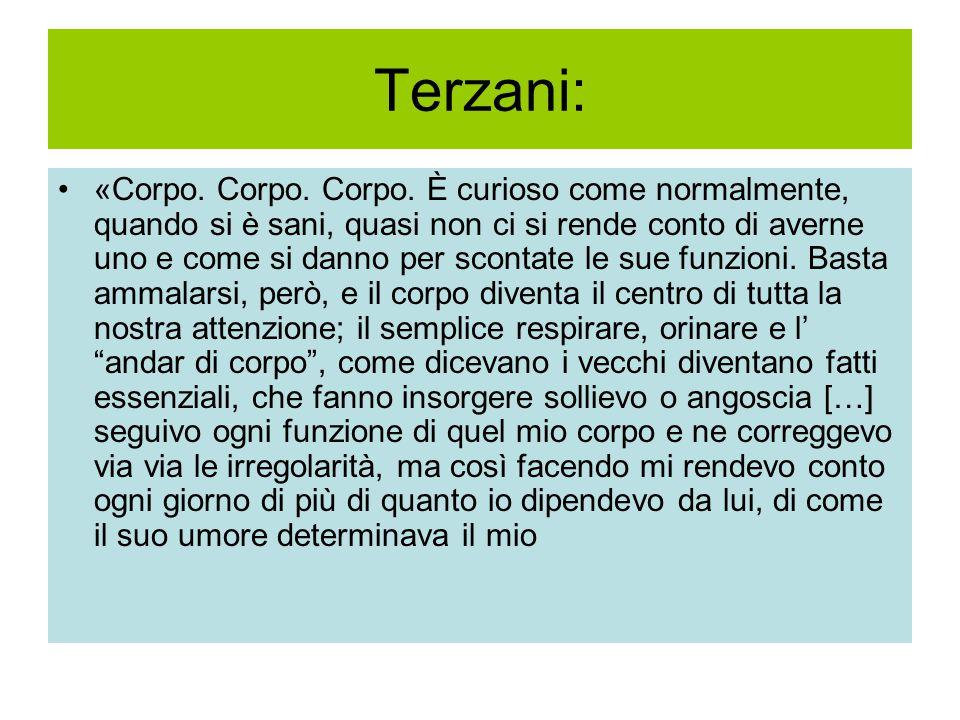 Terzani: