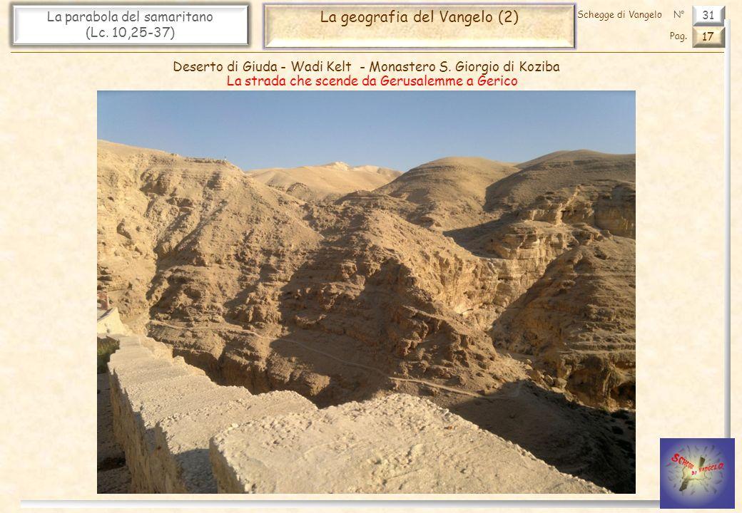 La geografia del Vangelo (2)