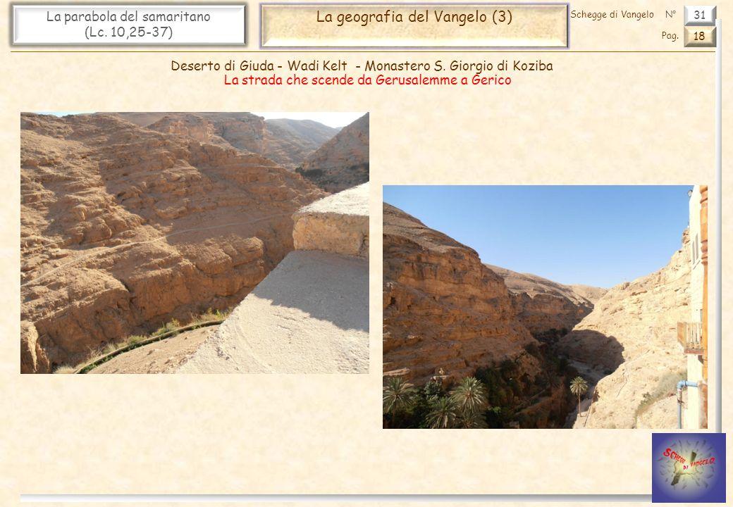 La geografia del Vangelo (3)