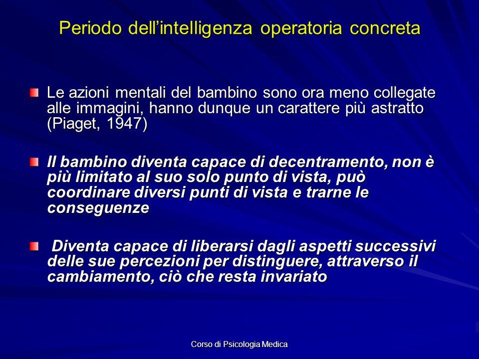 Periodo dell'intelligenza operatoria concreta