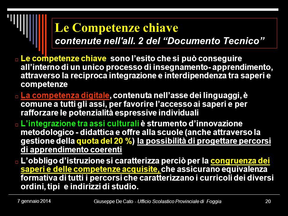 Giuseppe De Cato - Ufficio Scolastico Provinciale di Foggia