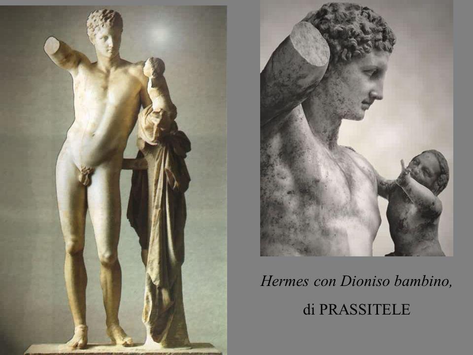 Hermes con Dioniso bambino,