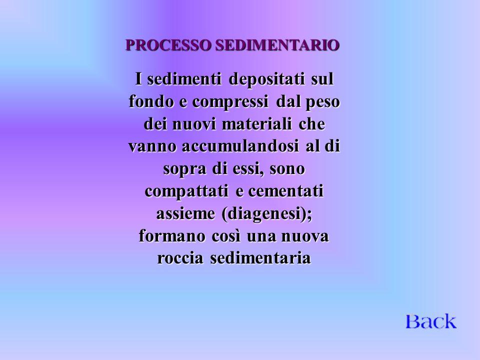 PROCESSO SEDIMENTARIO