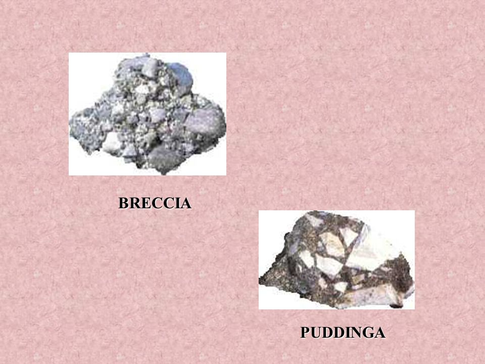 BRECCIA PUDDINGA