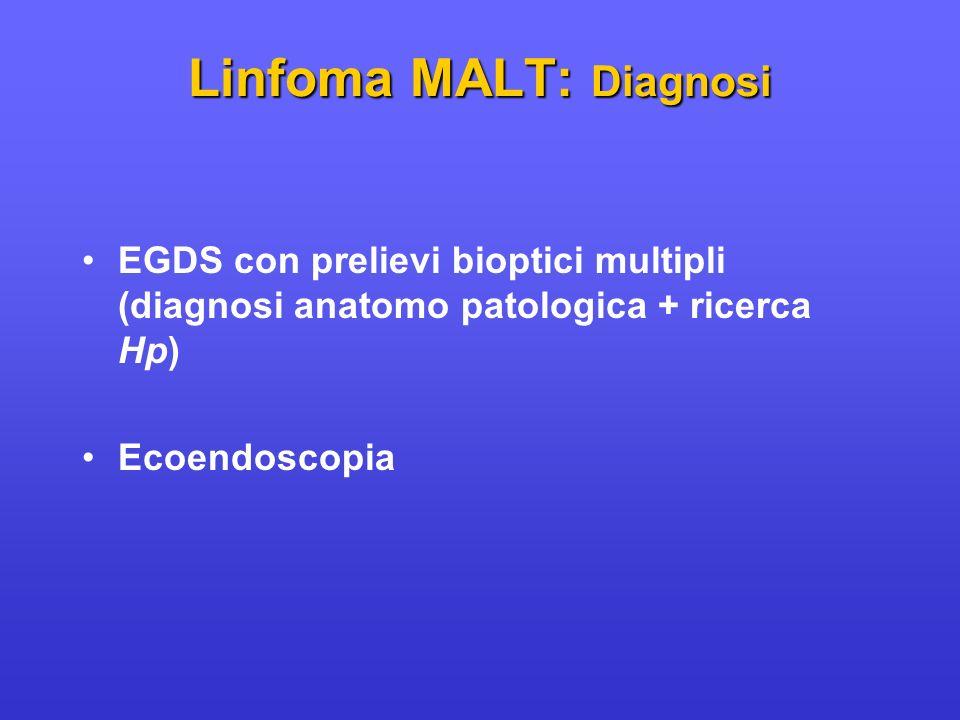 Linfoma MALT: Diagnosi