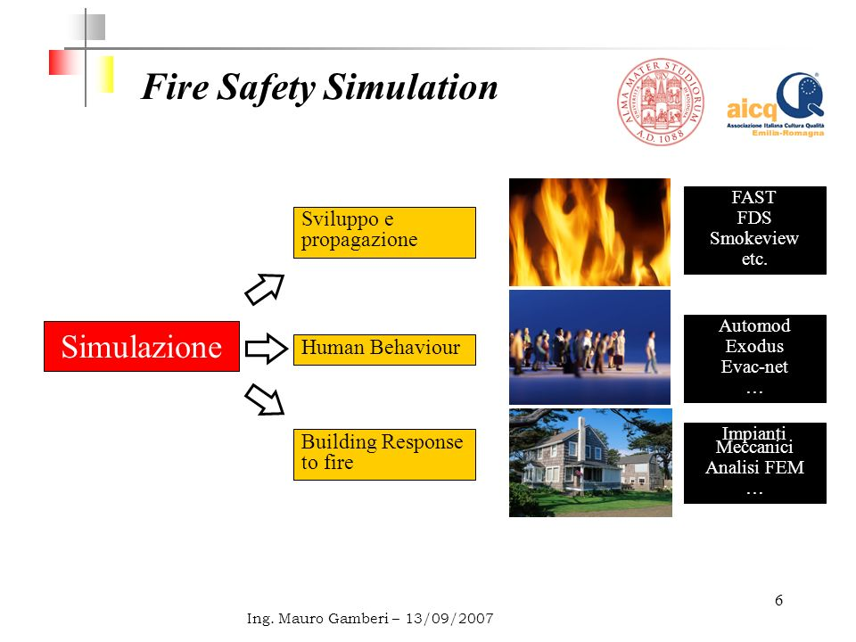 Fire Safety Simulation