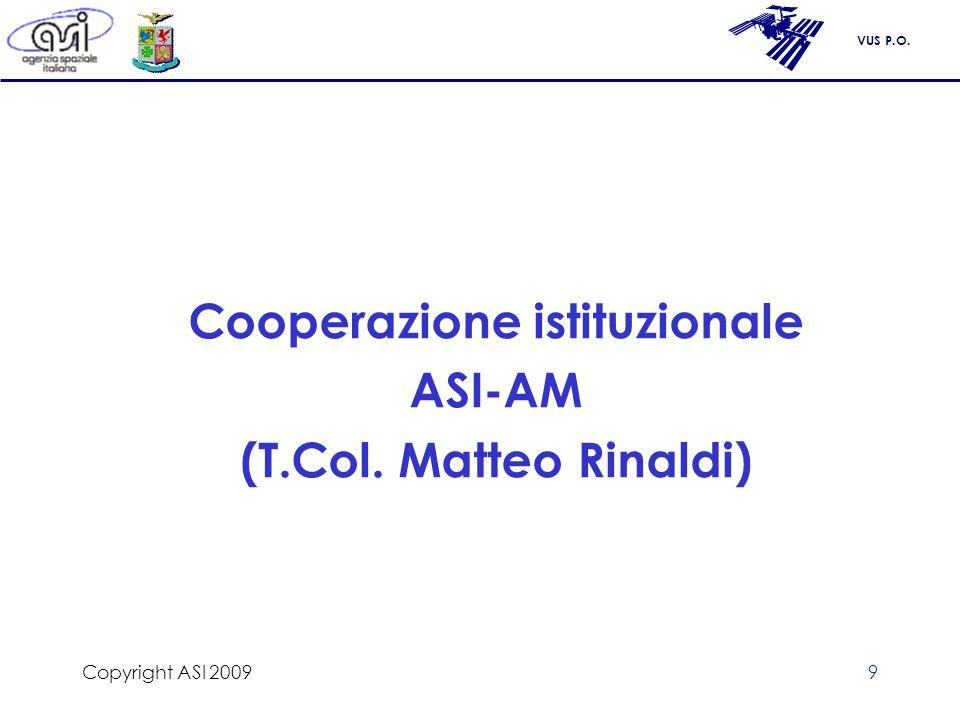 Cooperazione istituzionale