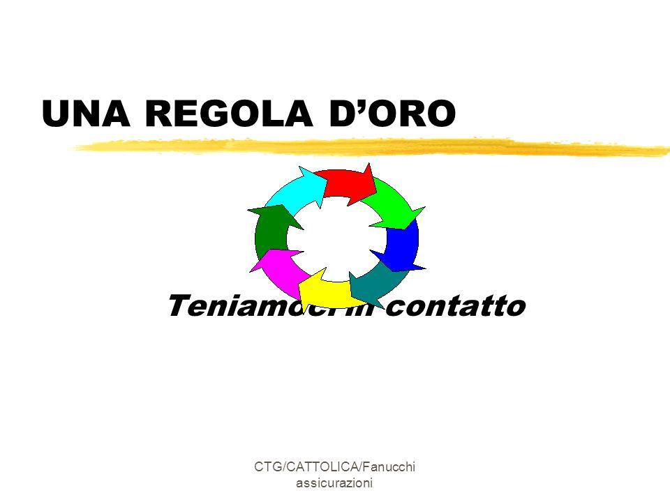 CTG/CATTOLICA/Fanucchi assicurazioni