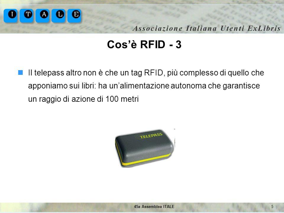 Cos'è RFID - 3
