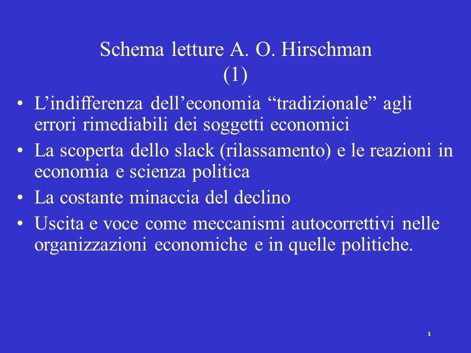 Schema letture A. O. Hirschman (1)