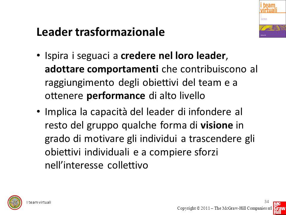 Leader trasformazionale