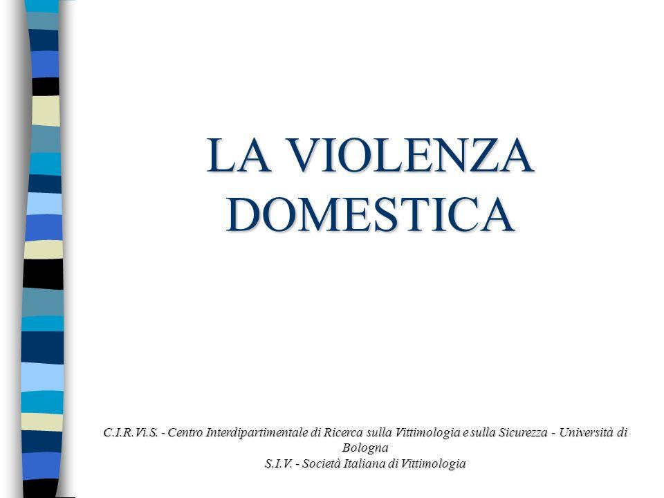 S.I.V. - Società Italiana di Vittimologia