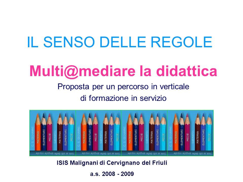 Multi@mediare la didattica ISIS Malignani di Cervignano del Friuli