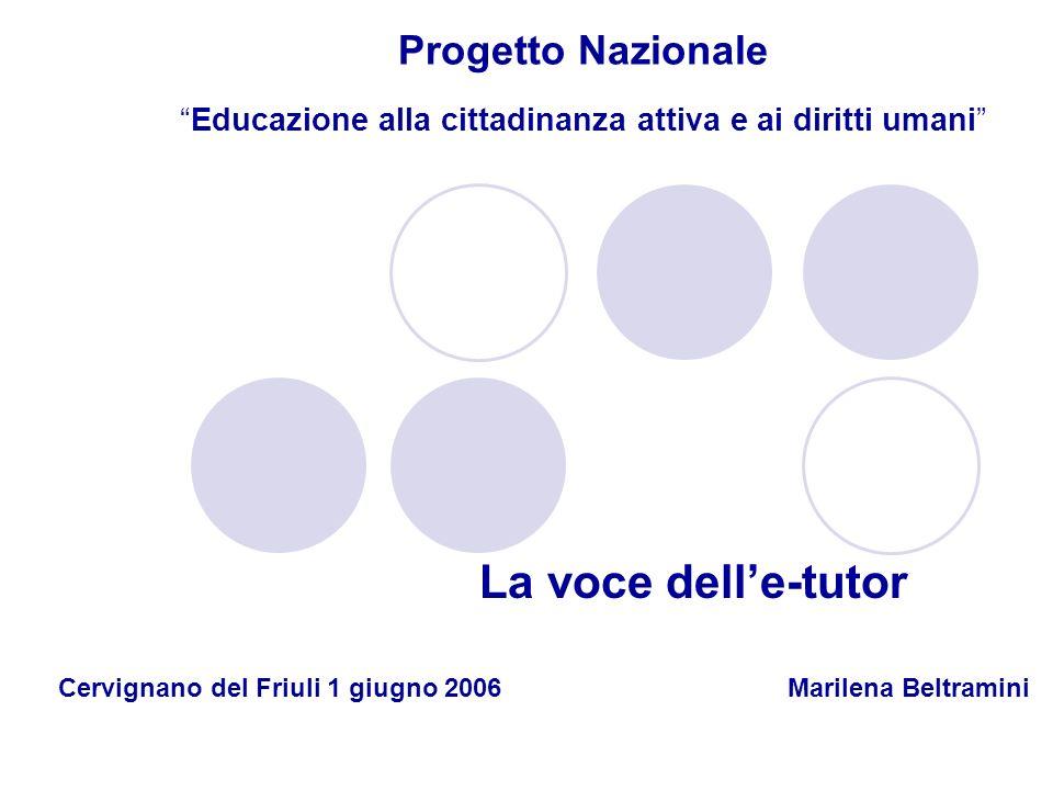 Cervignano del Friuli 1 giugno 2006 Marilena Beltramini