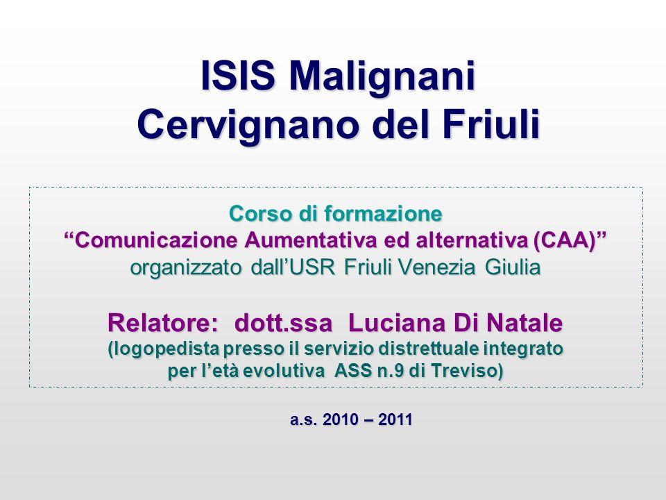 ISIS Malignani Cervignano del Friuli