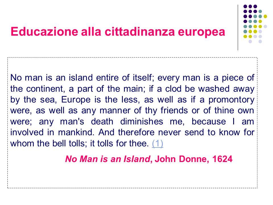 Educazione alla cittadinanza europea