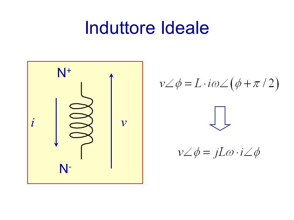 Induttore Ideale N+ i v N-