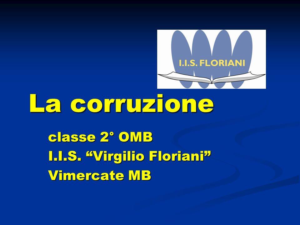 classe 2° OMB I.I.S. Virgilio Floriani Vimercate MB