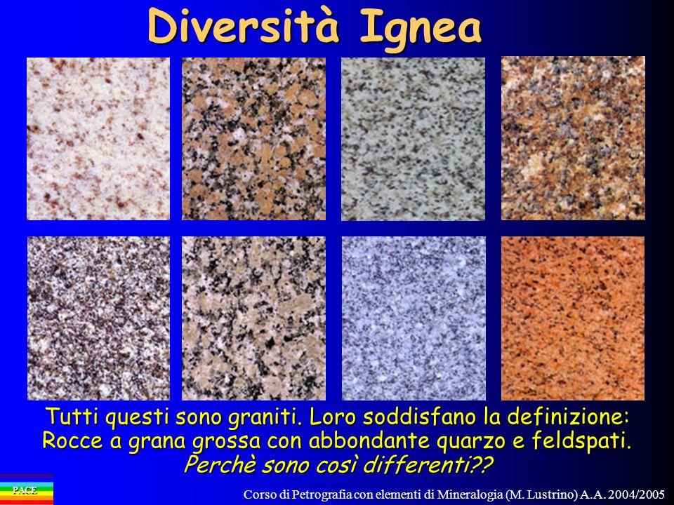 Tutti questi sono graniti. Loro soddisfano la definizione: