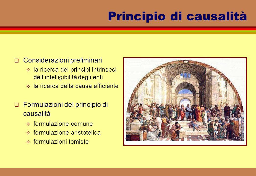 Principio di causalità