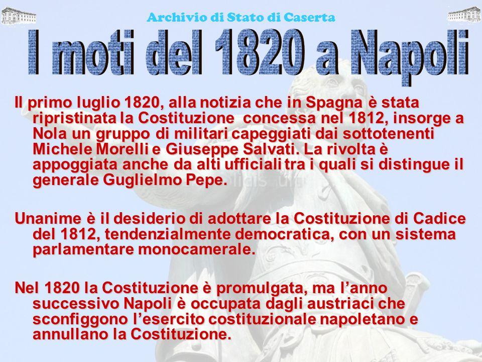 Archivio di Stato di Caserta