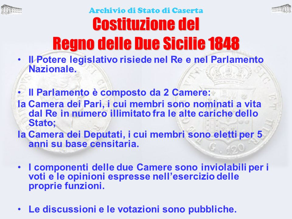 60 anniversario della costituzione italiana ppt scaricare for Numero membri camera dei deputati