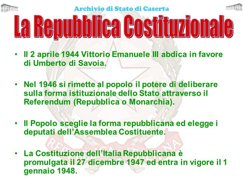 La Repubblica Costituzionale