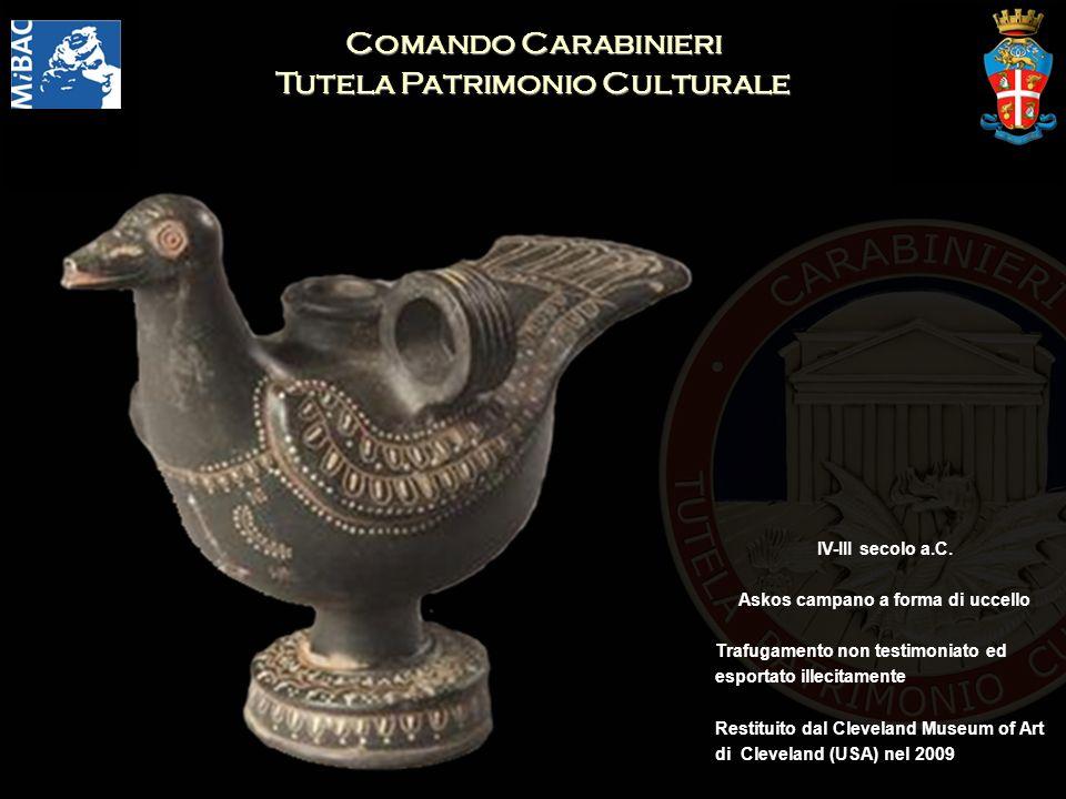 Comando Carabinieri Tutela Patrimonio Culturale