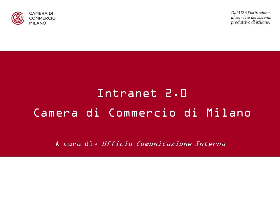 Camera di Commercio di Milano