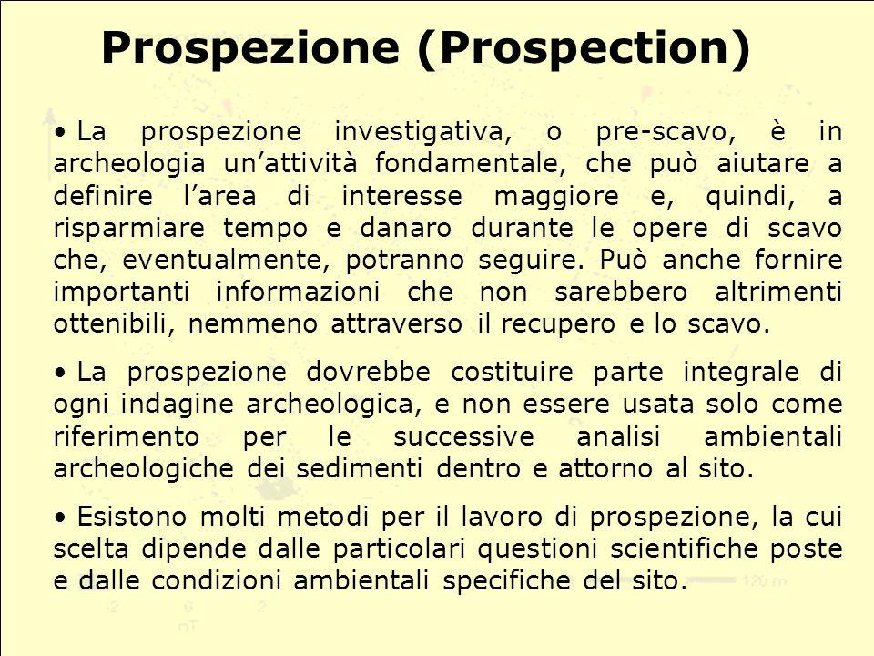 Prospezione (Prospection)