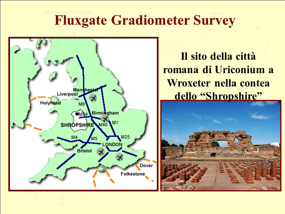 Fluxgate Gradiometer Survey