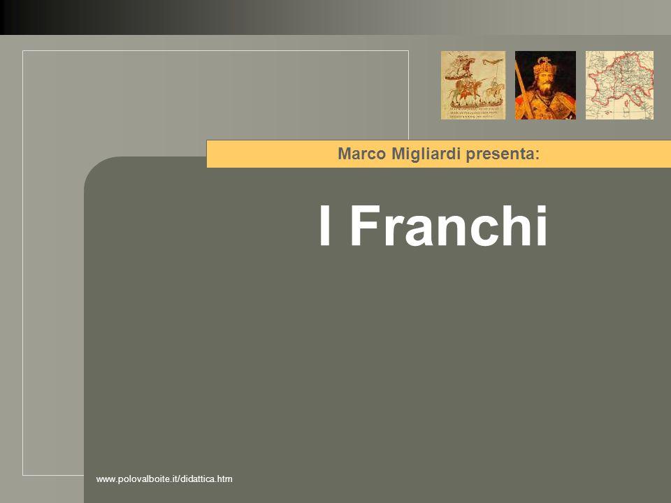 Marco Migliardi presenta: