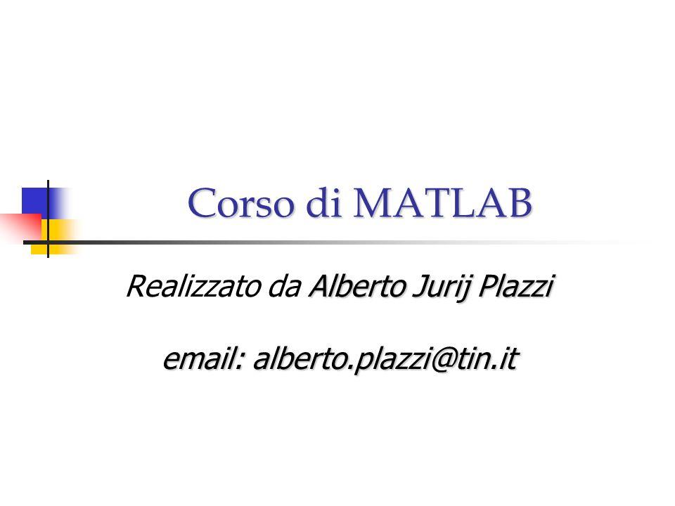 Realizzato da Alberto Jurij Plazzi email: alberto.plazzi@tin.it