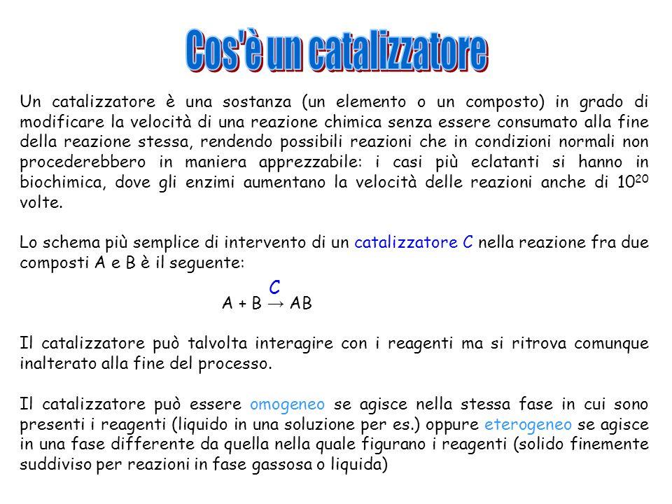 Cos è un catalizzatore C