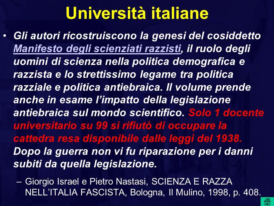 Università italiane