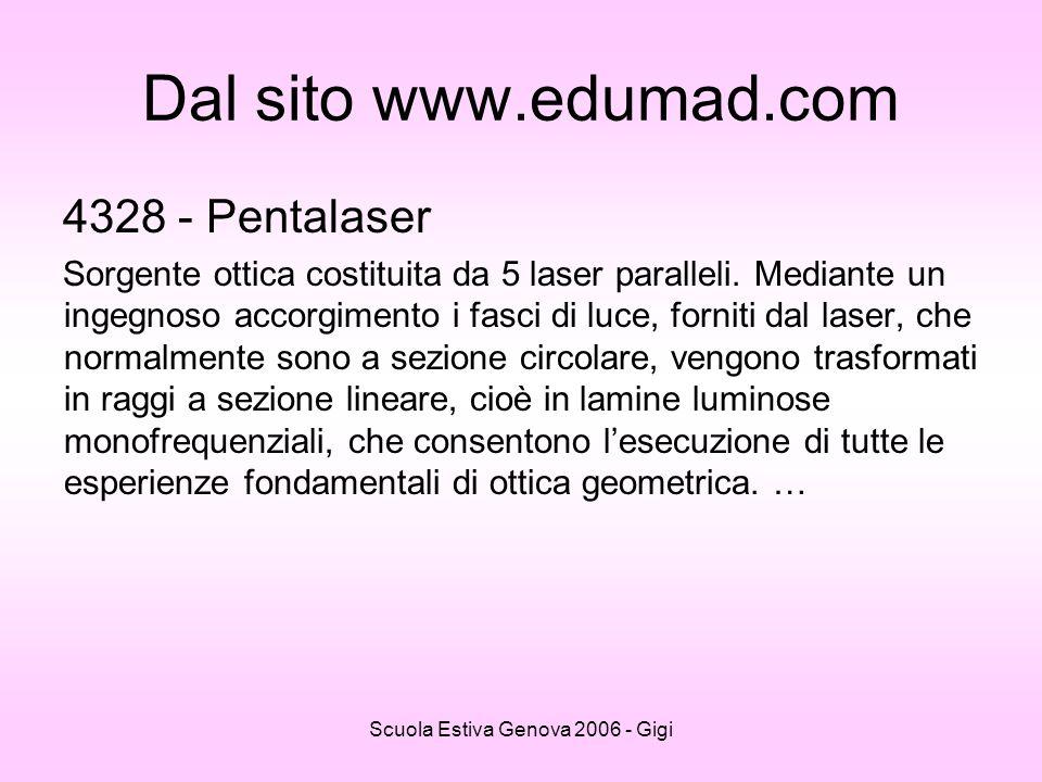 Scuola Estiva Genova 2006 - Gigi
